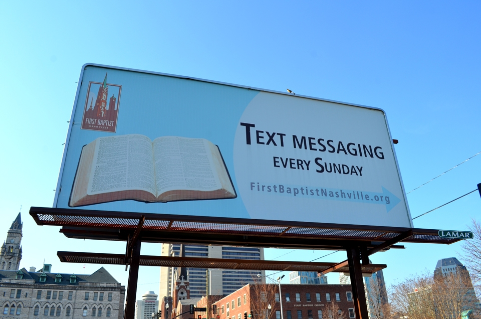 Billboard, Nashville, TN.