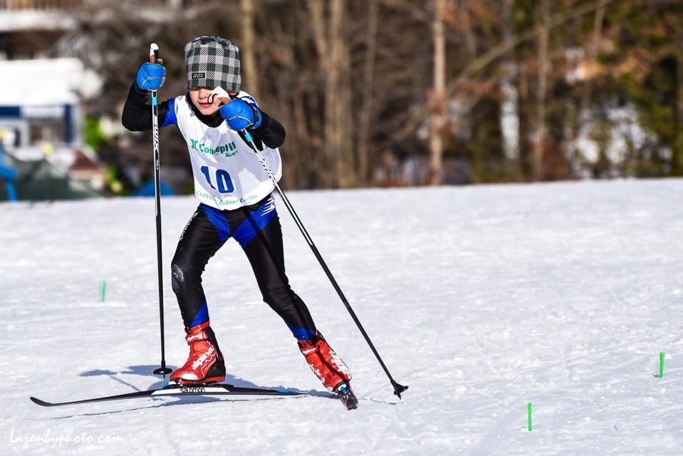 Bill Koch ski racer, COC, Eastern Cup NENSA.
