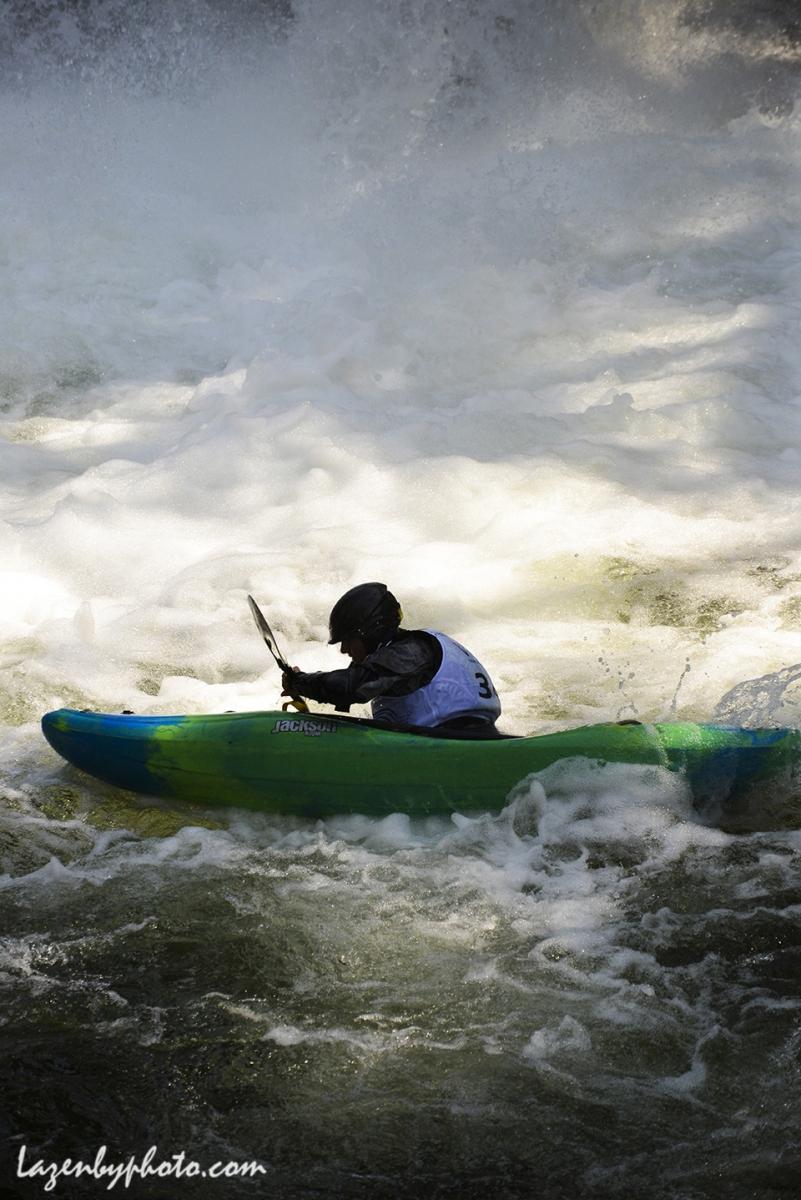 New Haven River Race, VT