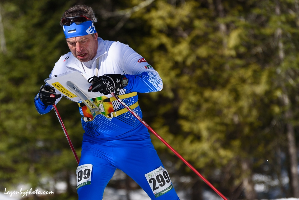 Raul Kudre, Estonia, International Orienteering Federation World Masters Championship, Middle 1, Craftsbury Outdoor Center, Craftsbury, VT.