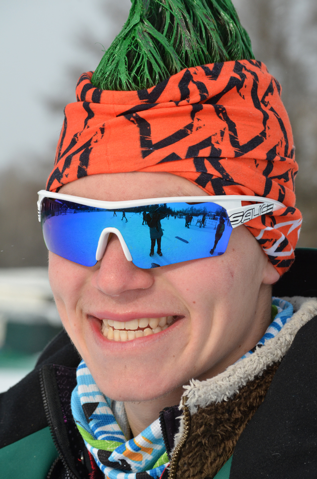 2015 SuperTour FS Sprint, Craftsbury VT Outdoor Center